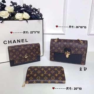 Bundle Promo Sale ❤️  Louis Vuitton Bag 🍃