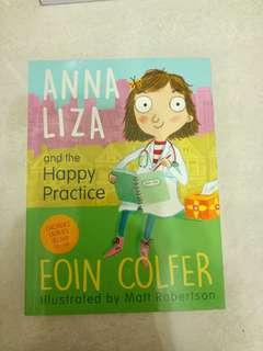 🚚 Anna Liza and the happy practice by Eoin Colfer