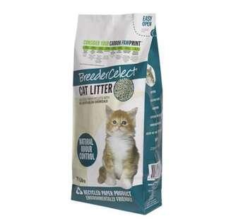 🚚 [BN] Breeder Celect Cat Litter 30L