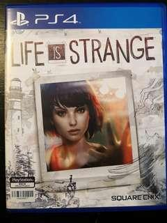 PS4 Used Game Life Is Strange