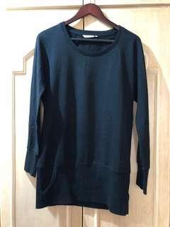 SALE!! Bossini Black Sweater