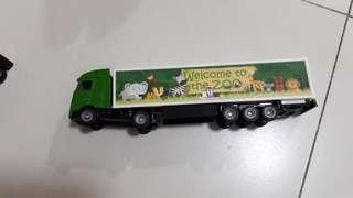 Siku Zoo Truck