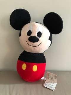 🚚 正版米奇球瓶造型30公分娃娃