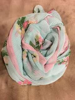 🚚 🌹春意盎然圍巾