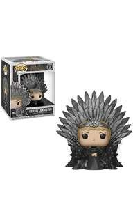 PO: Funko Pop Deluxe: Game of Thrones - Cersei Lannister Sitting on Throne