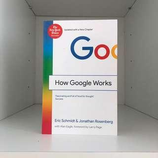 [BN] How Google Works