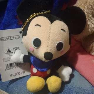 迪士尼 米奇吊飾