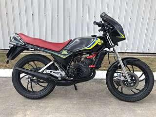 Yamaha Rz125lc