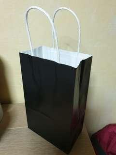 🚚 Black Colour Paper Bag (Kraft Bag)