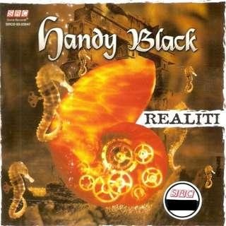 Handy Black Realiti CD