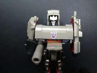 Transformers Chronicle CH-02 G1 Megatron only