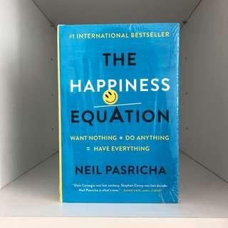 [BN] The Happiness Equation by Neil Pasricha