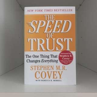 [BN] The Speed of Trust by Stephen R. Covey