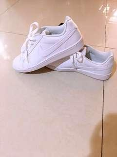 authentic nike court majestic white shoes