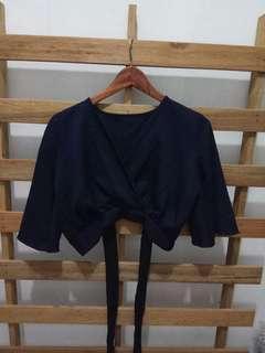 Korean no woman blouse