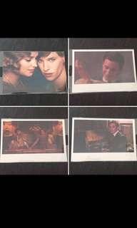 🚚 BN The Danish Girl Post Cards movie Postcards Eddie Redmayne