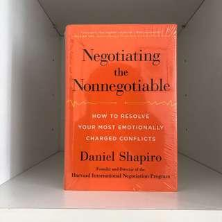[BN] Negotiating the Nonnegotiable by Daniel Shapiro