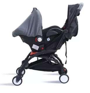 Infant Car Seat (Can be attached to most prams!)