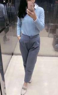 🚚 UNIQLO水藍色針織衫 #半價衣服市集
