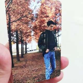 EXO Sehun Photocard PC - Vivace