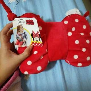 🚚 Minnie Mouse Red Bow Bag