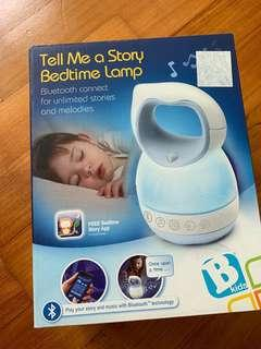 Tell me a story bedtime lamp by Bkids
