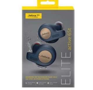 Authentic Jabra Elite Active 65t True wireless earphones (Copper Blue)! Instocks!! BNIB!!