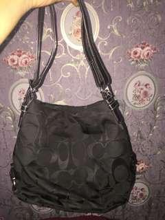 Coach Bag (black)