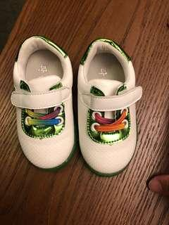 Baby Shoes 閃燈鞋size 17