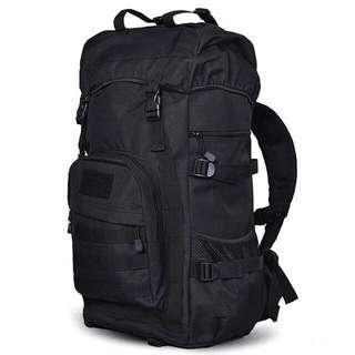 55L Desert Storm AttiIa Travel Backpack Haversack - New