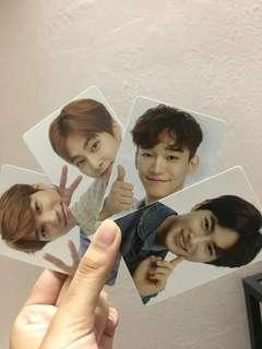 EXO Let's Go The Elyxion Limited Photocard