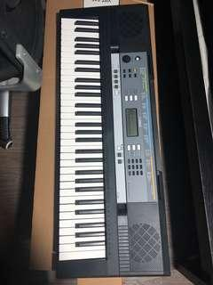 Yamaha Keyboard YPT 240 61 keys