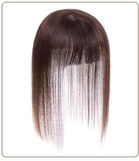 BN~ True Human hair / partial wig / 30cm Long
