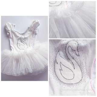 199 only! Ballerina dress for 4 to 5T from US!
