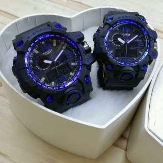 Couple G-Shock Watch