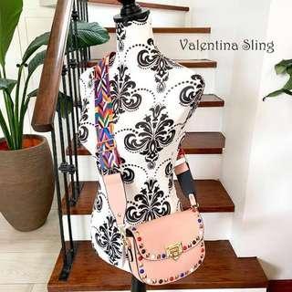 Valentino sling