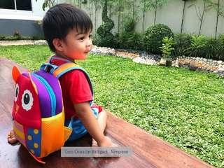Coco character backpack