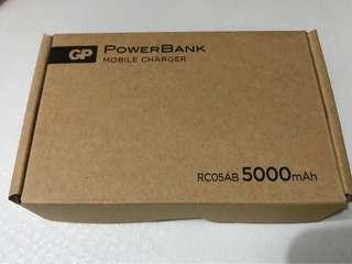 GP mobile charger 5000