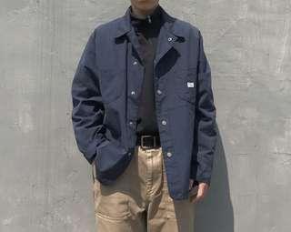 🚚 Ralph Lauren 藍色工裝外套