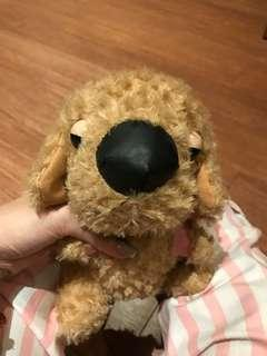 Boneka anjinv kecil