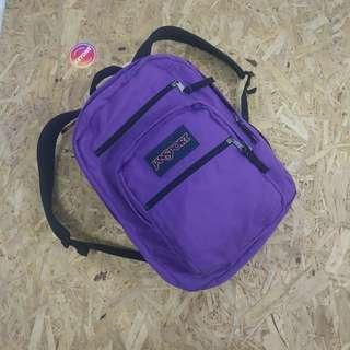 Jansport Rightpack Dark Purple Backpack Original