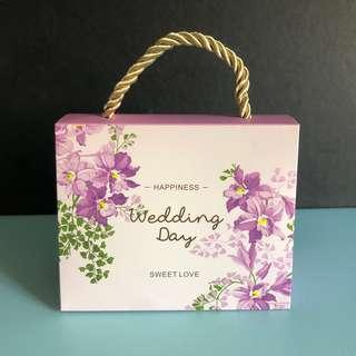 🚚 Wedding doorgift bag