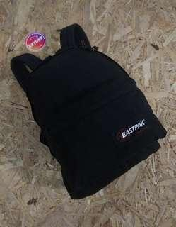 Eastpak Black Vintage Backpack Original