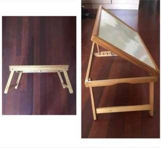 2in 1 Foldable table + painting display board