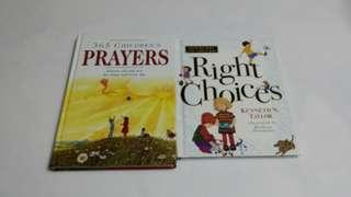 365 Children's Prayers & Right Choices