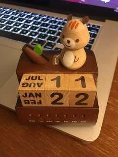 Wooderful life 松鼠樹音樂萬年曆