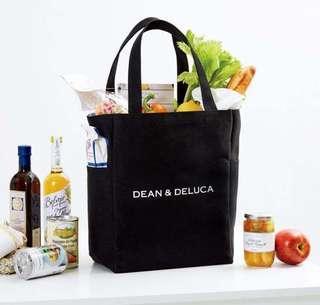 [In Stock] Japanese Magazine - Dean & Deluca Tote Bag