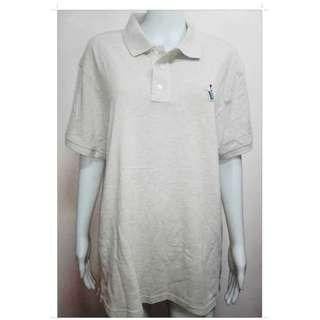 Unbranded Polo Shirt with Patch