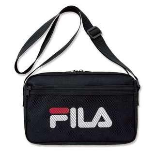 🚚 [In Stock] Japanese Magazine - Fila Crossbody Sling Bag
