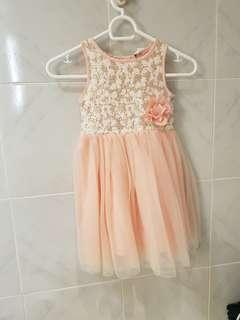H&M Party Dress 3-4Y